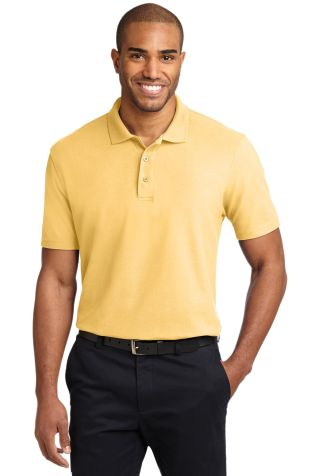 Port Authority Stain Resistant Polo K510 Banana