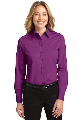 Port Authority Ladies Long Sleeve Easy Care Shirt L608 Catalog