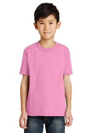 Port  Company Youth 5050 CottonPoly T Shirt PC55Y Catalog