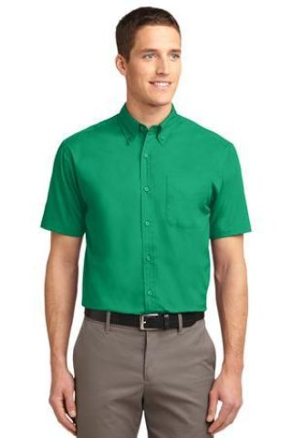Port Authority Short Sleeve Easy Care Shirt S508 Catalog