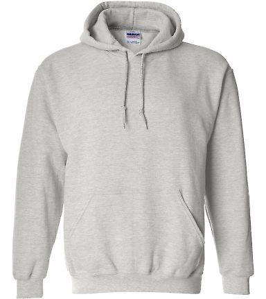 18500 Gildan Heavyweight Blend Hooded Sweatshirt ASH