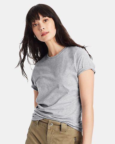 Hanes Ladies Nano T Cotton T Shirt SL04 Catalog