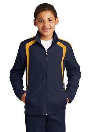 Sport Tek Youth Colorblock Raglan Jacket YST60 Catalog