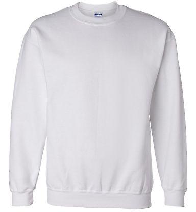 1200 Gildan® DryBlend® Crew Neck Sweatshirt WHITE