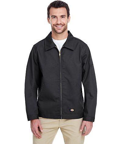 JT75 Dickies Eisenhower Classic Unlined Jacket BLACK