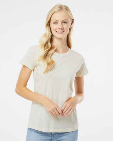 3516 LA T Ladies Longer Length T-Shirt Catalog