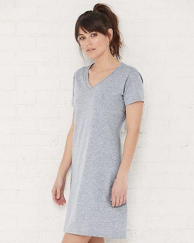 3522 LA T Ladies T-Shirt Dress Catalog