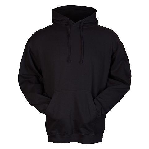 0320 Tultex Unisex Pullover Hoodie Black