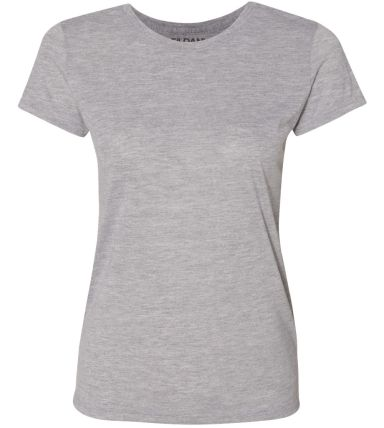 42000L Gildan Ladies' Core Performance T-Shirt SPORT GREY