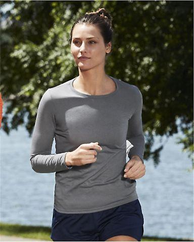 42400L Gildan Ladies' Core Performance Long Sleeve T-Shirt Catalog