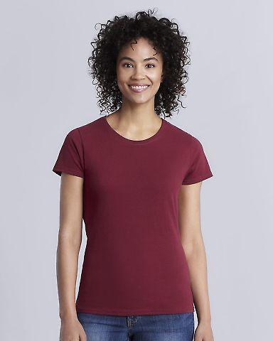 5000L Gildan Missy Fit Heavy Cotton T-Shirt Catalog