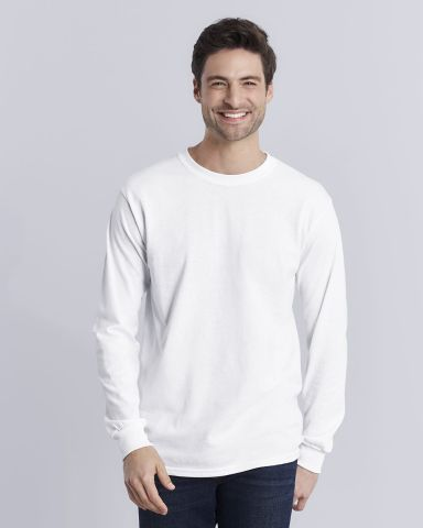 5400 Gildan Adult Heavy Cotton Long-Sleeve T-Shirt Catalog
