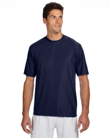 N3142 A4 Adult Cooling Performance Crew NAVY