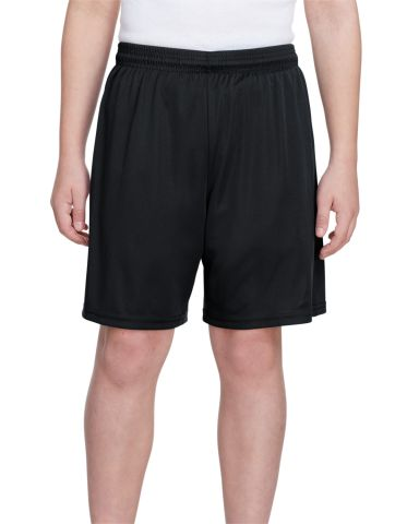 NB5244 A4 Youth Cooling Performance Short Black