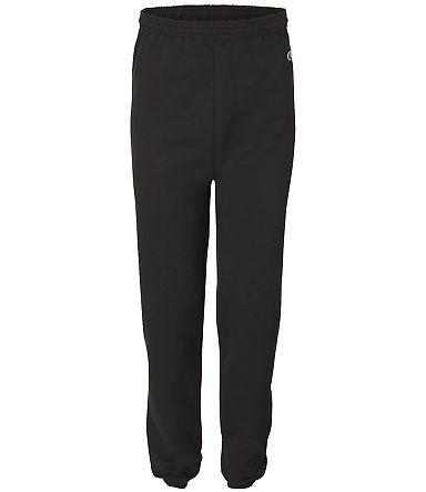 P900 Champion Adult Eco Sweat Pants Black
