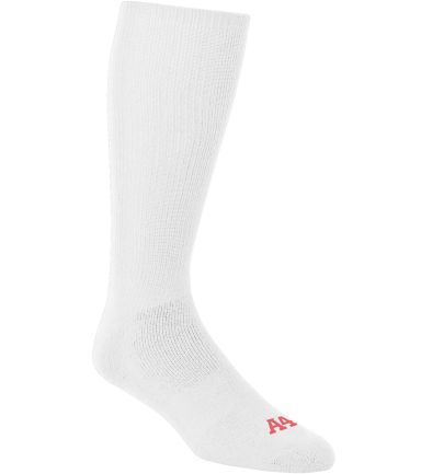 S8005 A4 Multi-Sport Tube Socks WHITE