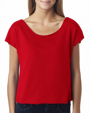Next Level 6960 The Terry Dolman  RED