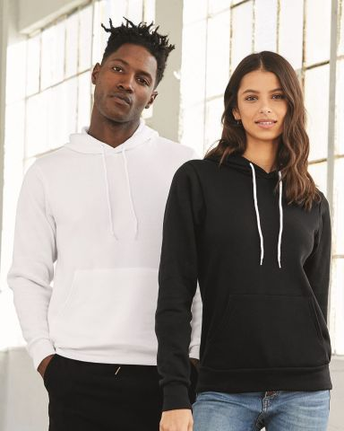 BELLA+CANVAS 3719 Unisex Cotton/Polyester Pullover Hoodie Catalog