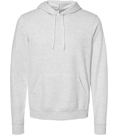 BELLA+CANVAS 3719 Unisex Cotton/Polyester Pullover ASH