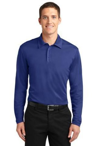 K540LS Port Authority® Silk Touch™ Performance Long Sleeve Polo Catalog
