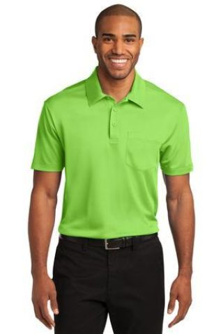 K540P Port Authority® Silk Touch™ Performance Pocket Polo Catalog