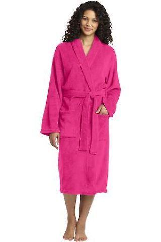 R102 Port Authority® Plush Microfleece Shawl Collar Robe Catalog