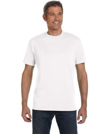 EC1000 econscious 5.5 oz., 100% Organic Cotton Cla WHITE