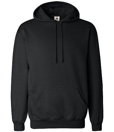 1254 Badger - Hooded Sweatshirt Black