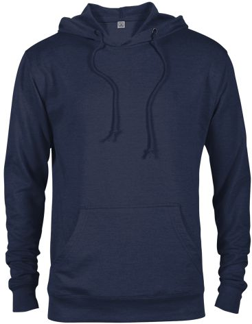 97200 Adult Unisex French Terry Hoodie ATHLETIC NAVY