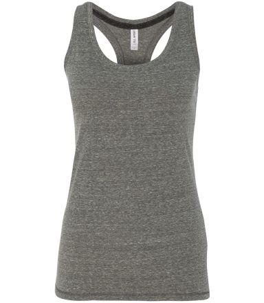 W2170 All Sport Ladies' Performance Triblend Racer Grey Heather Triblend