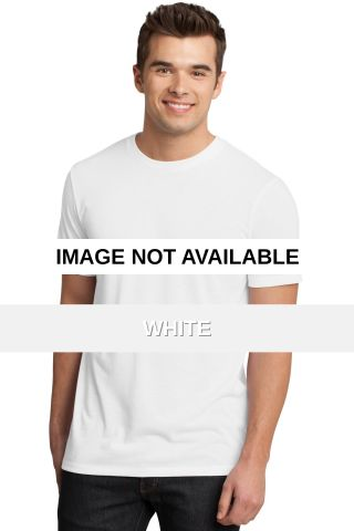 DT1610 District® Young Mens Sublimate Tee® White