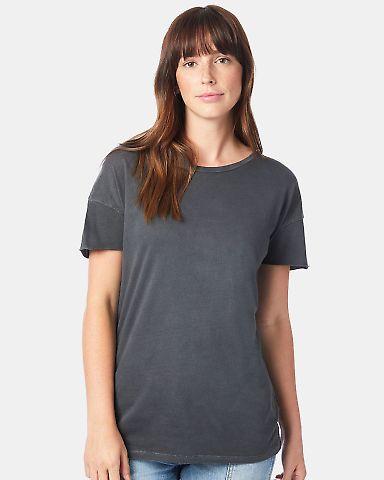 Alternative Apparel 4134 Womens Rocker Fashion T-Shirt Catalog