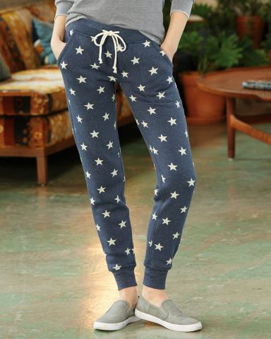 Alternative Apparel 31082F Ladies Fleece Jogger Catalog