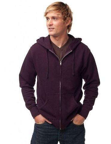 0331 Tultex 80/20 Unisex Zipper Hood