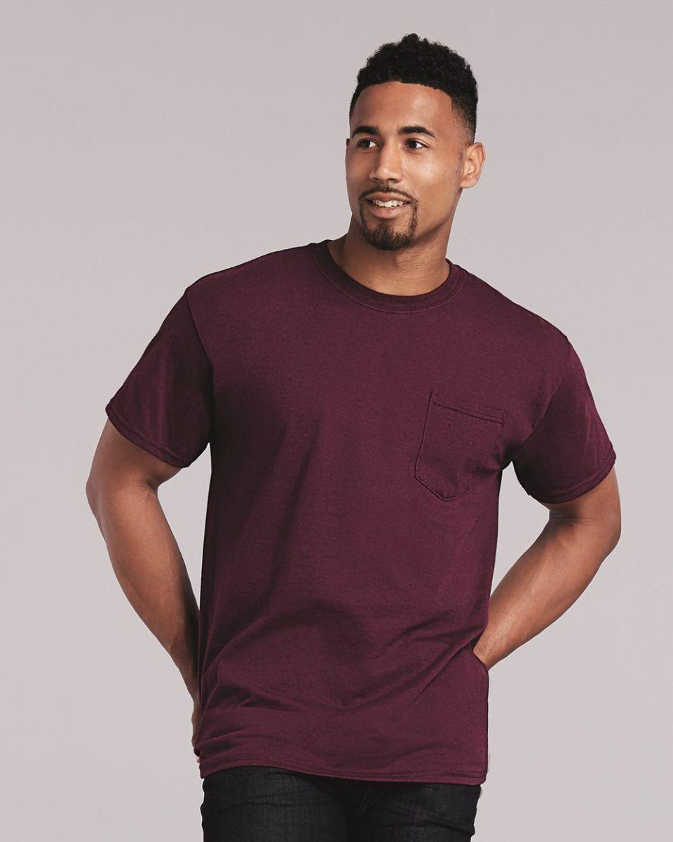 provide large selection of pick up outlet online 2300 Gildan Ultra Cotton Pocket T-shirt