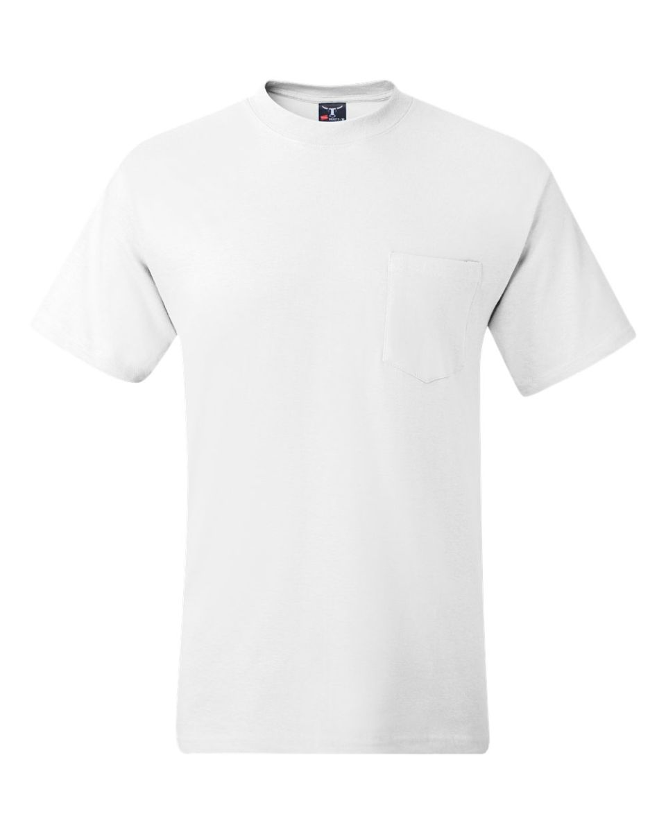b6cfbc600 Hanes Beefy T Shirts With Pocket – EDGE Engineering and Consulting ...