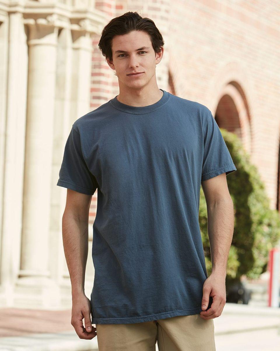 941587da 4017 Comfort Colors - Combed Ringspun Cotton T-Shirt