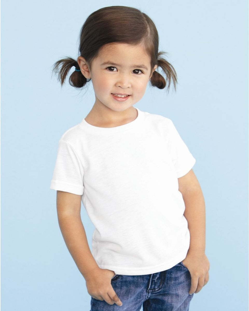 bbbac7ab 1310 SubliVie Toddler Polyester Sublimation T-Shirt