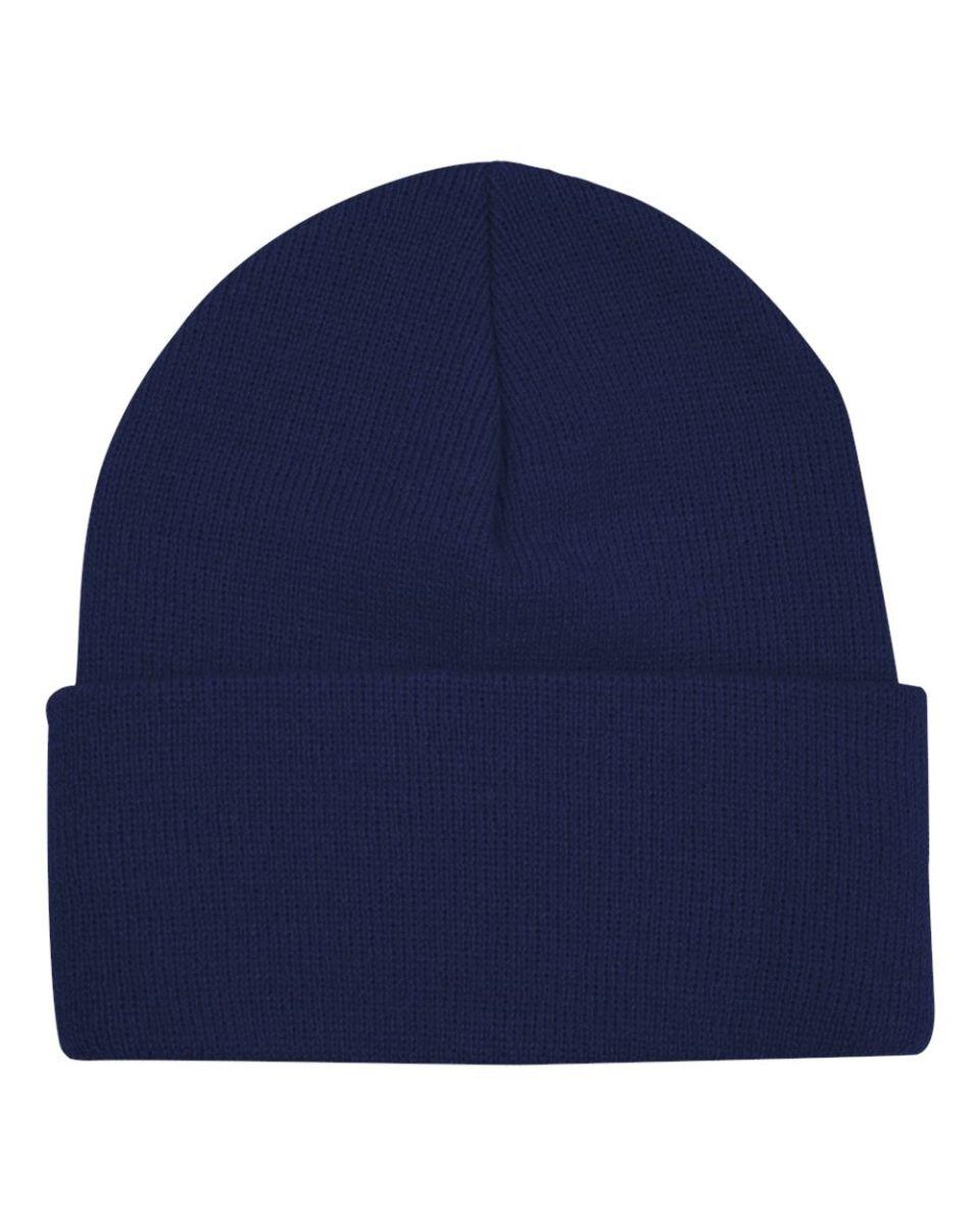 aab5a22217f ... 3825 Bayside Knit Cuff Beanie Royal Blue ...