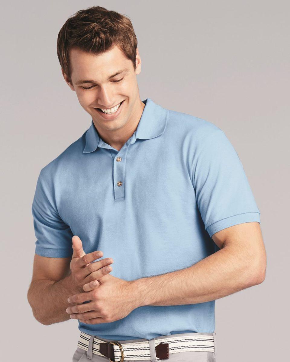 af643f03 Gildan 3800 Ultra Cotton Pique Knit Sport Shirt