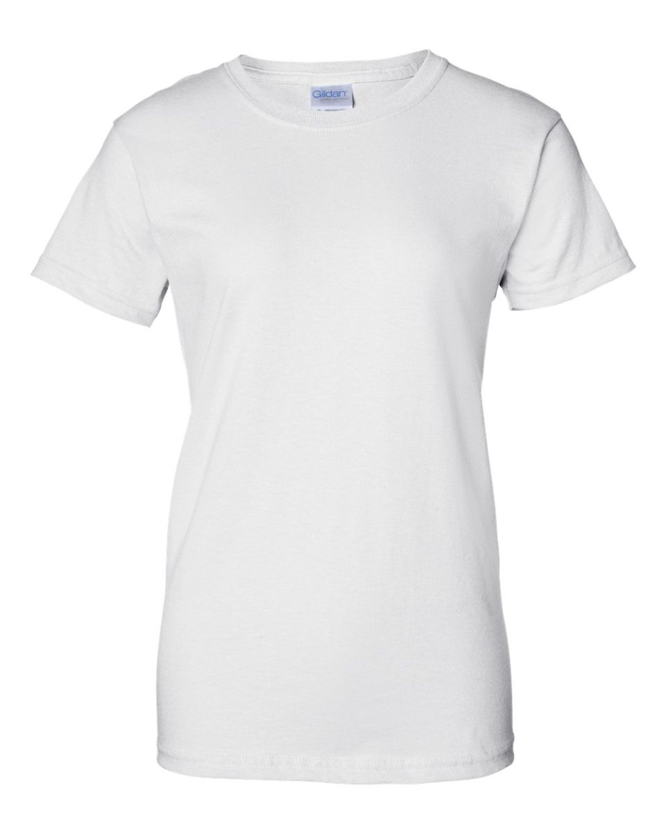 e20e44f5210 2000L Gildan Ladies' 6.1 oz. Ultra Cotton® T-Shirt