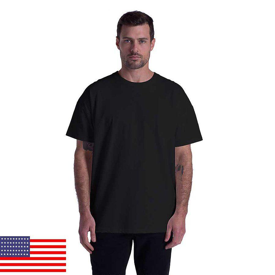 53e53b246b64 Men's Vintage Fit Heavyweight Cotton T-Shirt
