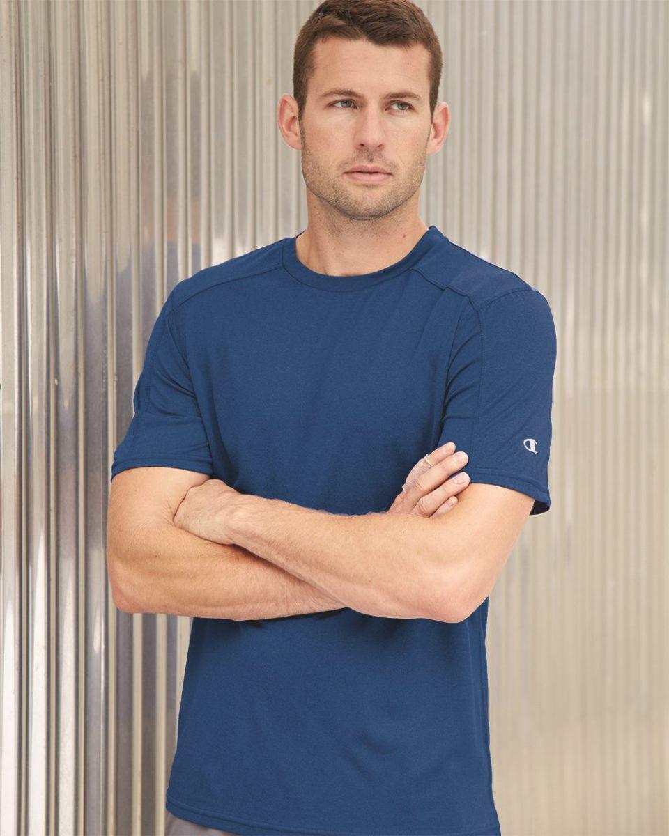4376bced CV20 Champion Short Sleeve Vapor T-Shirt