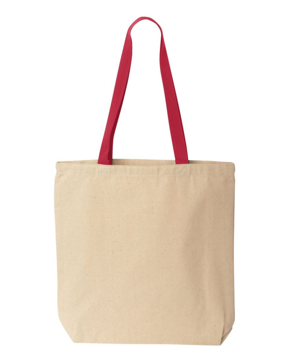 1577927d3a76 8868 Liberty Bags® Marianne Cotton Canvas Tote