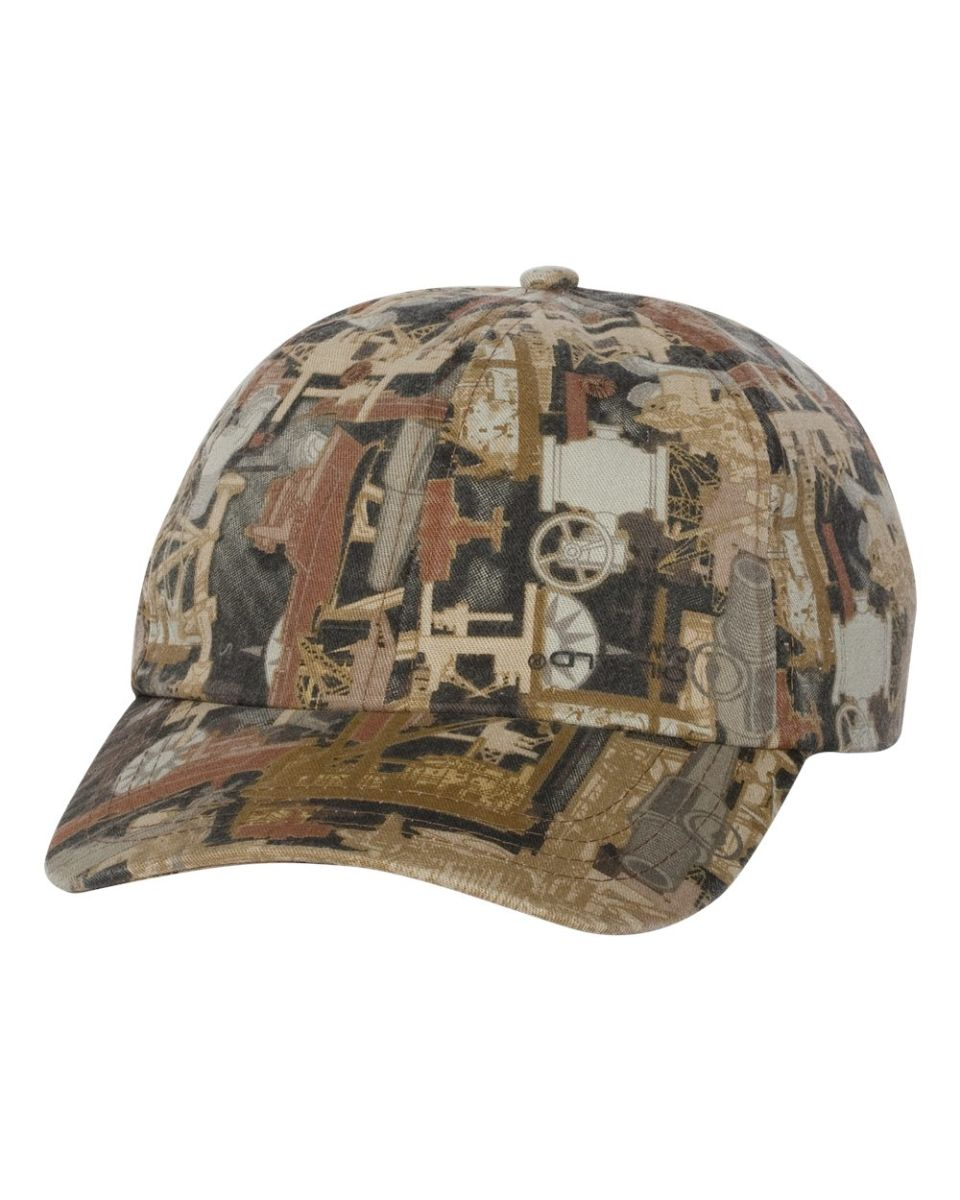 Kati OIL17 Unstructured Oilfield Camo Cap Oilfield Camo ... b7747fb6183