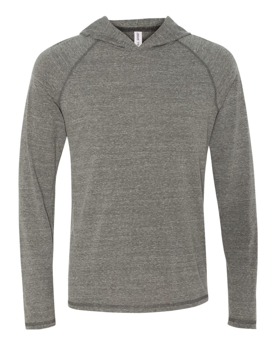 c5799149f9e7e ... M3101 All Sport Men's Performance Triblend Long-Sleeve Hooded Pullover  Grey Heather Triblend ...