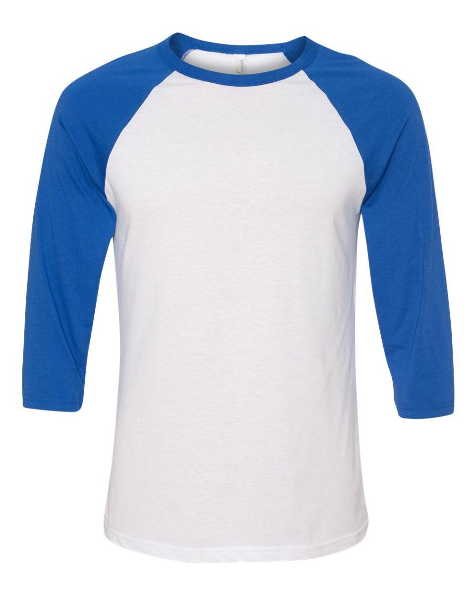 Plus Size Womens Baseball Shirts