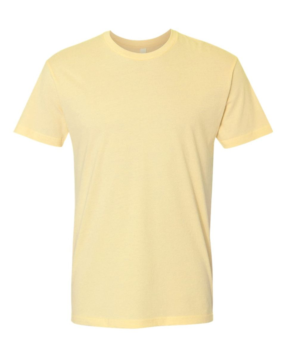 25df372f Next Level 3600 T-Shirt BANANA CREAM ...