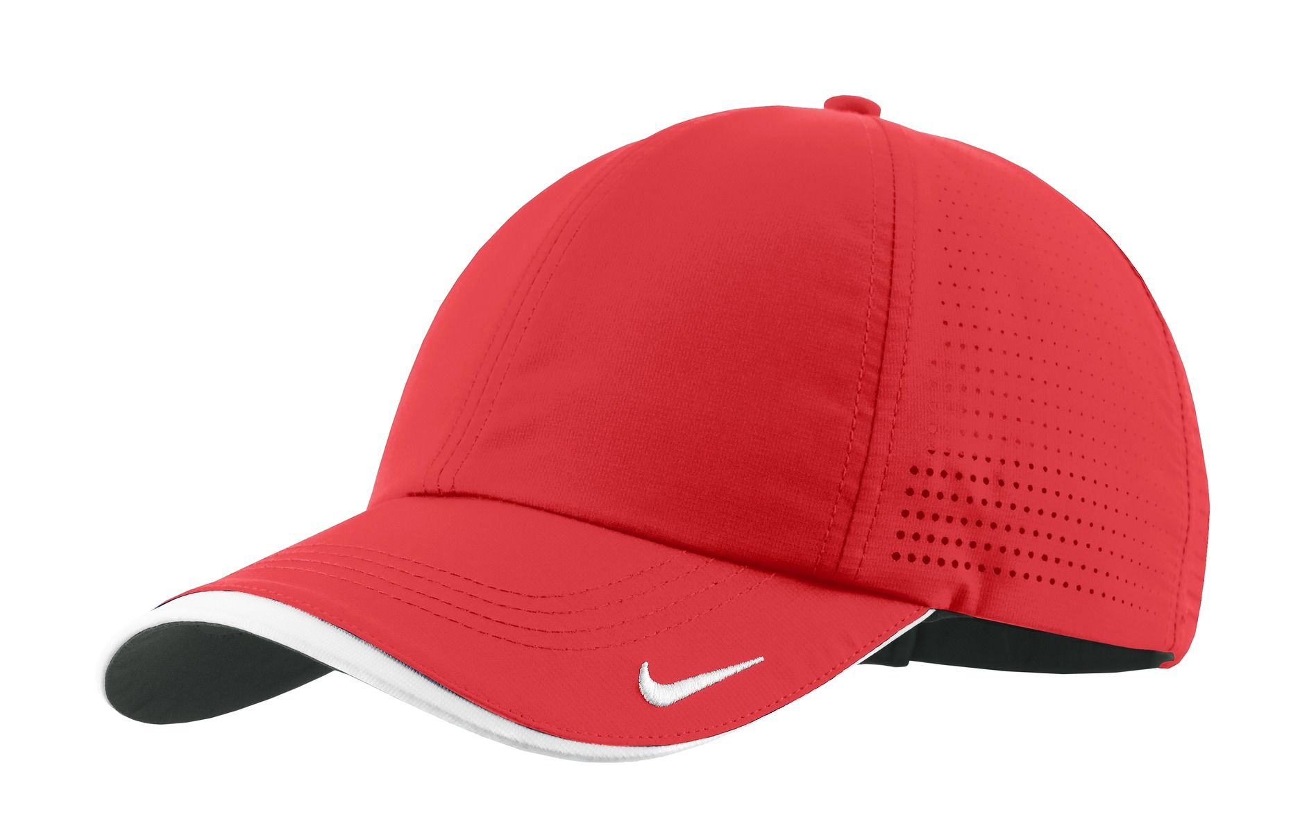 3bb8105ced9 429467 Nike Golf - Dri-FIT Swoosh Perforated Cap