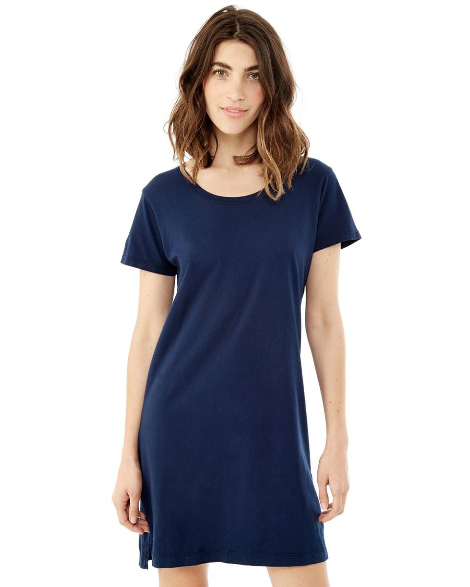 ladies t shirt dress
